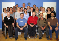 Philosophy in Rehabilitation Medicine, Sweden
