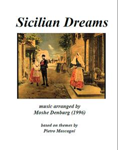 sicilian dreams cover